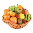 Dampfbad Früchte