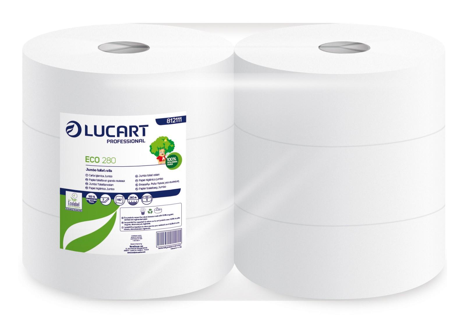 Toilettenpapier Jumbo Premium